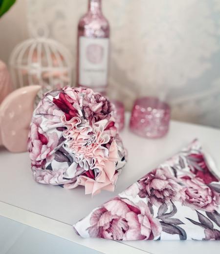 Turban FLOWERS 2