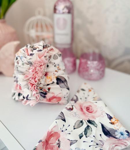 Turban FLOWERS 3