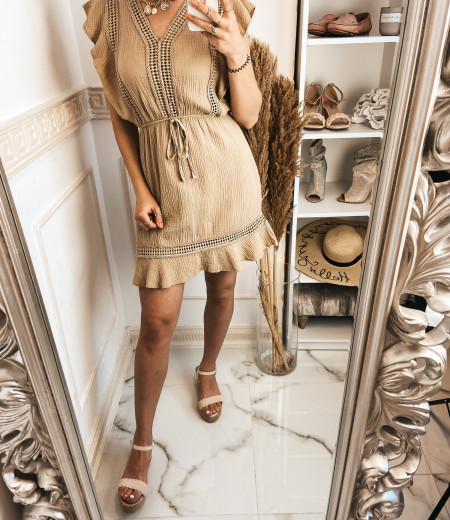 Sukienka CARMENA 4