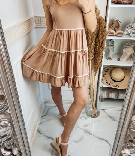 Sukienka APRIL pink 1
