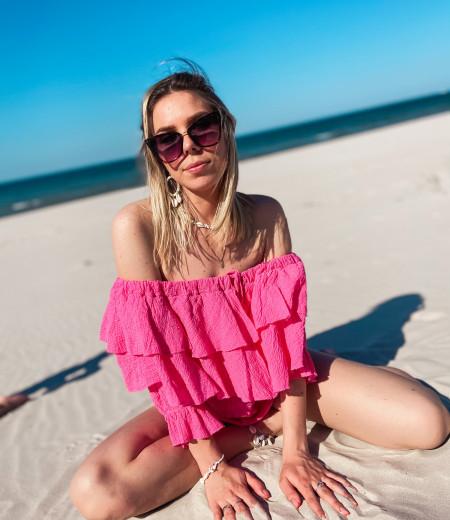 Bluzka TULUM pink