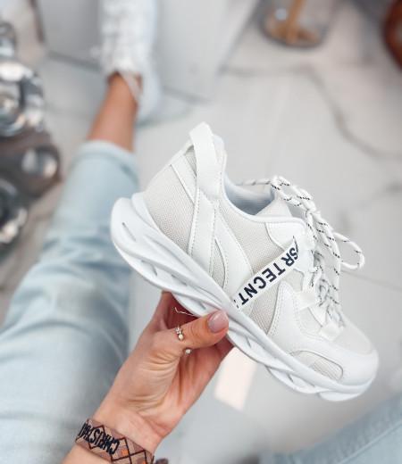 Sneakersy ART white 2