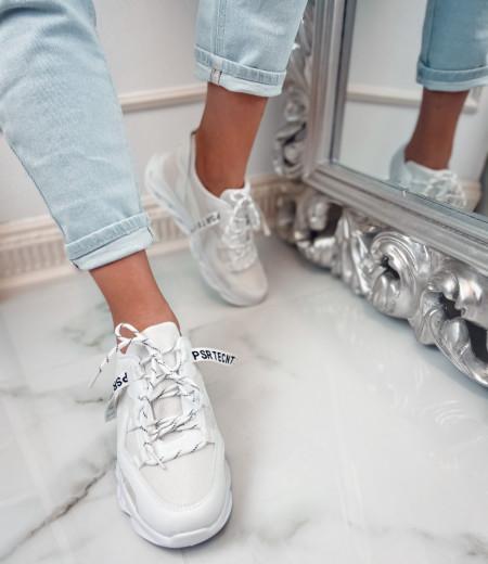 Sneakersy ART white 3