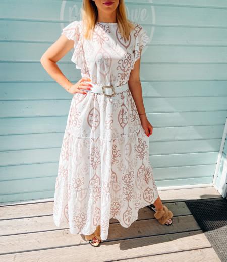 Sukienka PAMELA WHITE