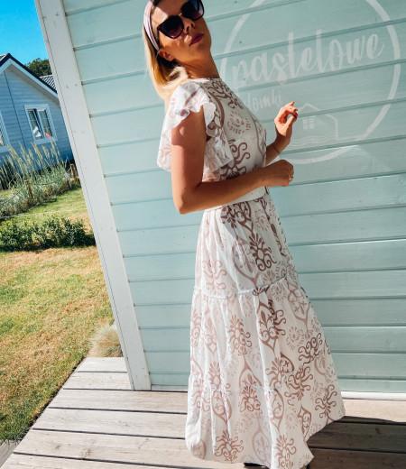 Sukienka PAMELA WHITE 1