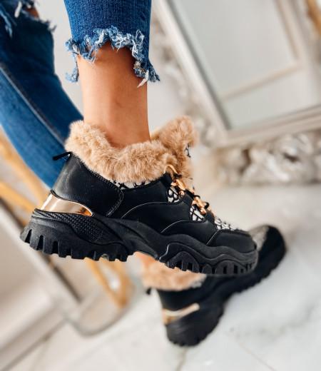 Sneakersy GIANNA FUR 2