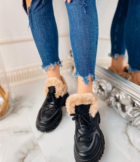 Sneakersy GIANNA BLACK 3